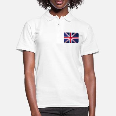 Britain Great Britain Flag Great Britain - Women's Polo Shirt