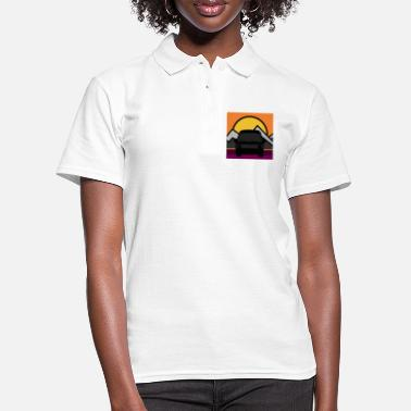 Retro Road trip - Women's Polo Shirt