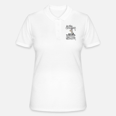 Donkey be the donkey - Women's Polo Shirt