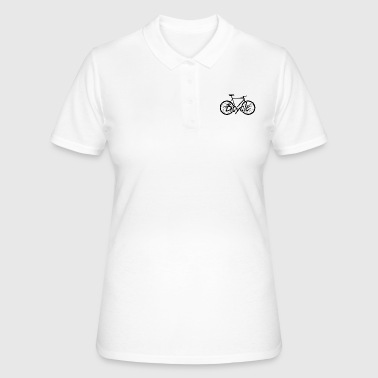 Bicycle Bicycle Cycling Bicycle Tour Bicycle - Women's Polo Shirt