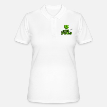 Irish Pubs Irish pubs funny pubs shirt - Women's Polo Shirt