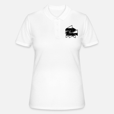 Driehoek driehoeken - Women's Polo Shirt