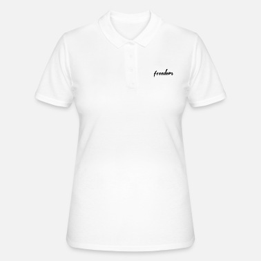 Frihet frihet - Women's Polo Shirt