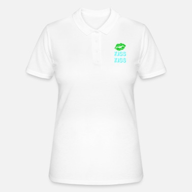 Beso beso beso - Women's Polo Shirt