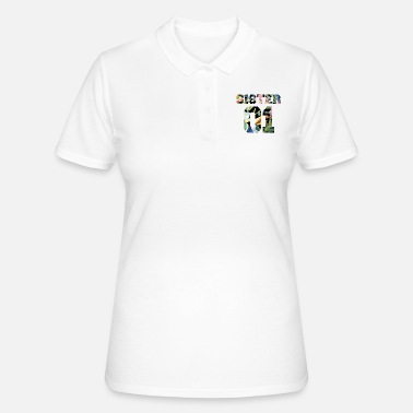 Topical Sister 01 Topical - Frauen Poloshirt