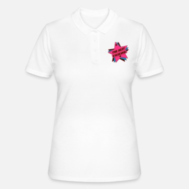 Girlfriend Friend / Nanny / Girlfriend / Daddy / Mom / Papy - Women's Polo Shirt