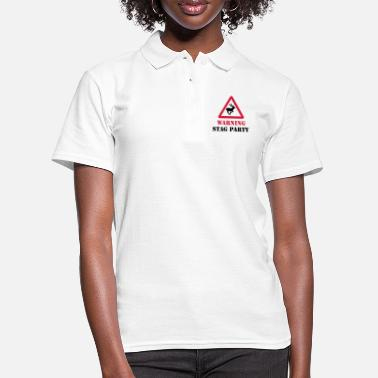 Stag Party Stag Party - Women's Polo Shirt