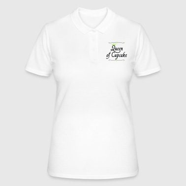Cake cake - Women's Polo Shirt