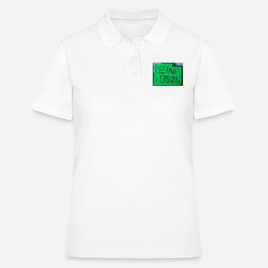 05535230d Publicidad Sin publicidad - Camiseta polo mujer