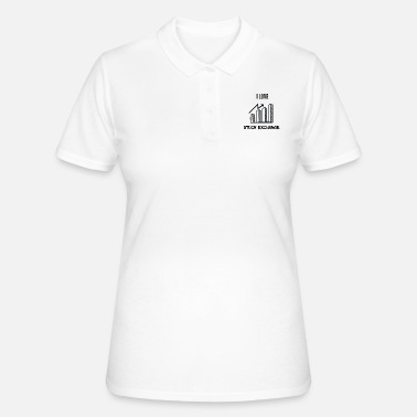Stock Exchange Stock Exchange - WALL STREET - Women's Polo Shirt