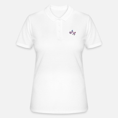 Clair bleu clair - Women's Polo Shirt