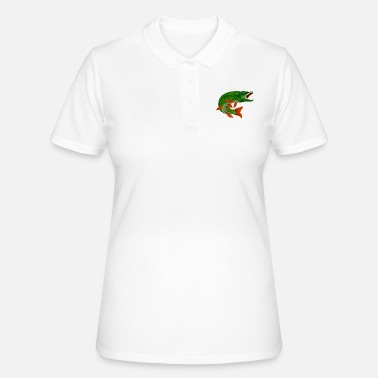 Ged gedde / gedde - Women's Polo Shirt