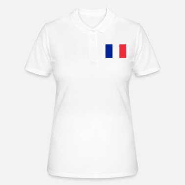 French Flag French flag - Women's Polo Shirt