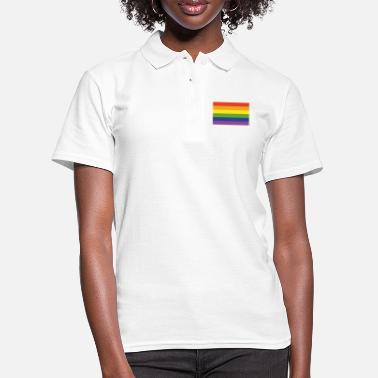 Rainbow Flag Rainbow Flag - Women's Polo Shirt