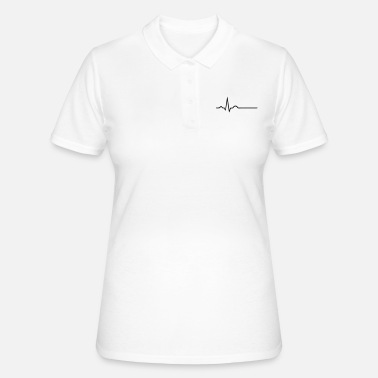 Doctor On Call ECG - Paramedic - Doctor - Doctor on call - Women's Polo Shirt