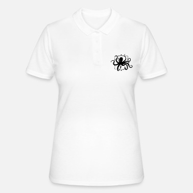 Pieuvre - Polo Femme