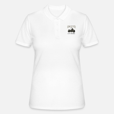 Chopper chopper - Women's Polo Shirt