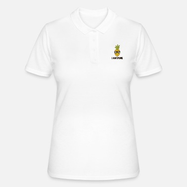 Pin Jeg er Pine - Women's Polo Shirt