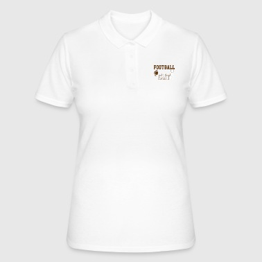 Gym Footbal And My Cat Gift - Women's Polo Shirt