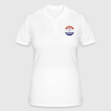 Démocrate Vote Démocratique Vintage Démocrate - Women's Polo Shirt