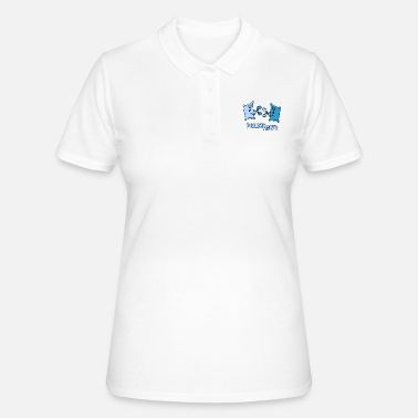 Bataille Bataille d'oreillers - Women's Polo Shirt