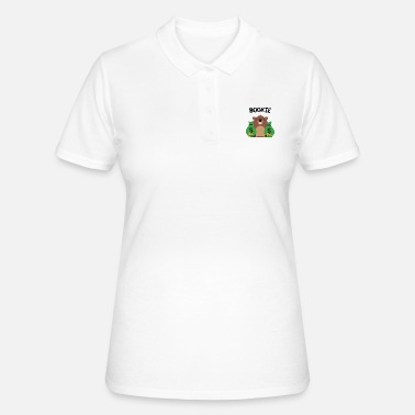 Bookies Groundhog Day Bookie - Women's Polo Shirt