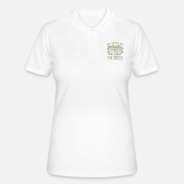 Mature Maturity - Women's Polo Shirt