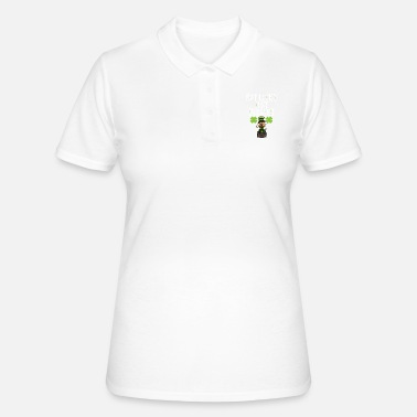 Leprechauns Not Lucky Just Blessed Funny Gift - Women's Polo Shirt