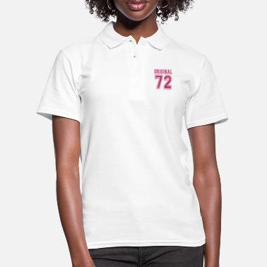 October Original 1972 - Women's Polo Shirt