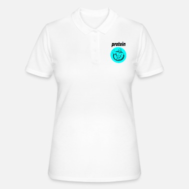 Protein protein - Women's Polo Shirt