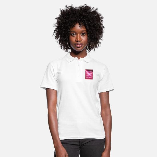 Mix Polo Shirts - Little mix - Women's Polo Shirt white