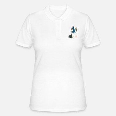 Muotokuva 09 - Women's Polo Shirt
