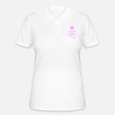 Stato Danimo enter password - Women's Polo Shirt