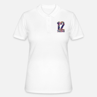 Lucky Number Lucky number 12 - Women's Polo Shirt