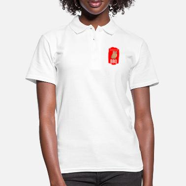 Grillmaster Grill your friend - Women's Polo Shirt