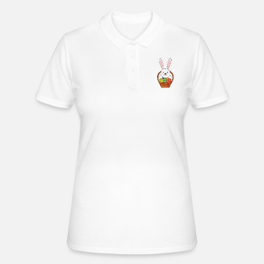 Easter Easter motive Easter Easter bunny - Women's Polo Shirt