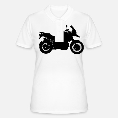 Gocart motorcycle racing - Camiseta polo mujer