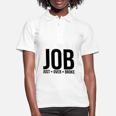 Job job - Women's Polo Shirt