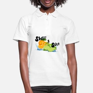 Sweet & Sour - Women's Polo Shirt