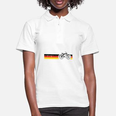National Vélo National Colors National Germany Gift - Polo Femme
