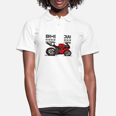 996 Superbike comic-style - Women's Polo Shirt