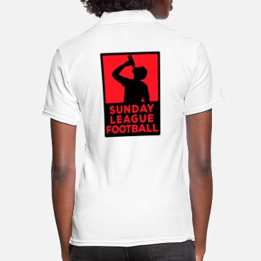 League District League District Class Soccer League Soccer League - Women's Polo Shirt