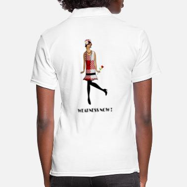Art WEAKNESS NOW! - Women's Polo Shirt