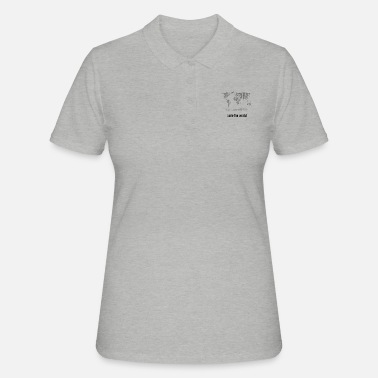 Code the world computer science gift - Women's Polo Shirt