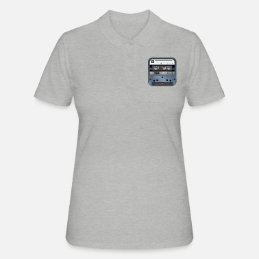 Cassette Cool - Women's Polo Shirt