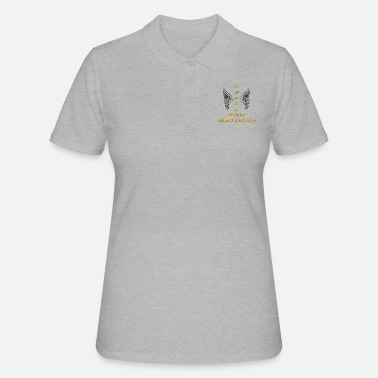 Poultry Angels are poultry - Women's Polo Shirt