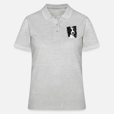 Border Collie - Women's Polo Shirt