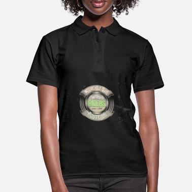Motorcycle Club Motorcycle Club 66 - Camiseta polo mujer