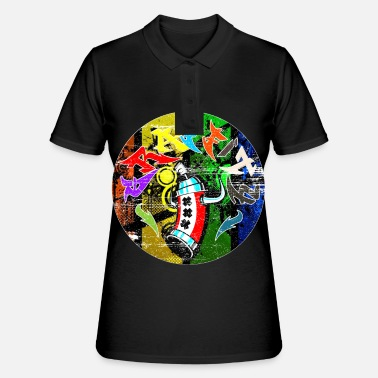 Graffiti Graffitis - Graffitti - Women's Polo Shirt