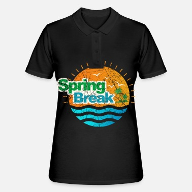 Spring Break Spring Break - Women's Polo Shirt